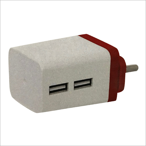 2.4A Dual USB Charging Adapter