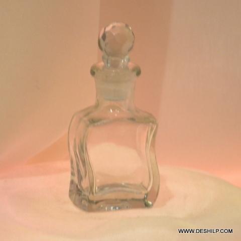 Small Perfume Decanter