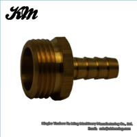 Brass Parts Copper Parts Brass Machining Part CNC