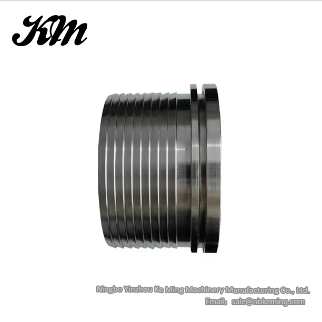 High Quality Rotor Shaft CNC Machining From China