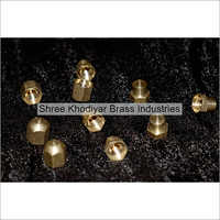 Industrial Brass Moulding Insert