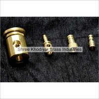 Brass Housing Components