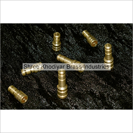 Industial Brass Coupling