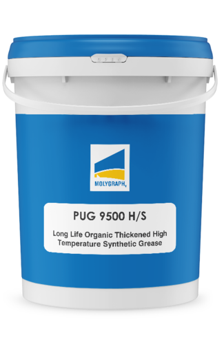 Long Life Organic Thickened High Temperature Synthetic Grease