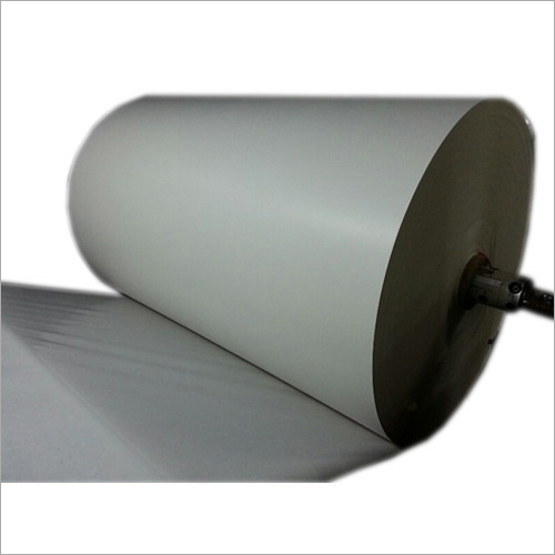Solid White Glassine Paper