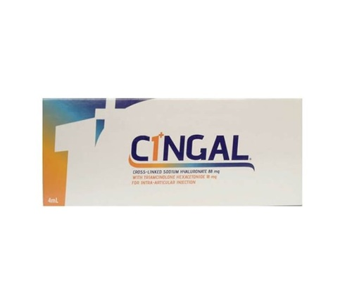 Cingal 4ml