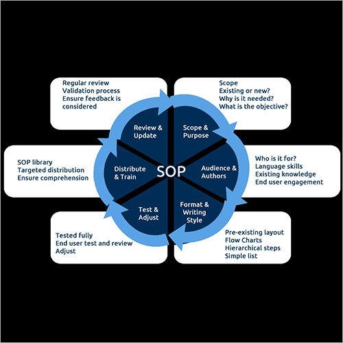SOP Development Consultants Service