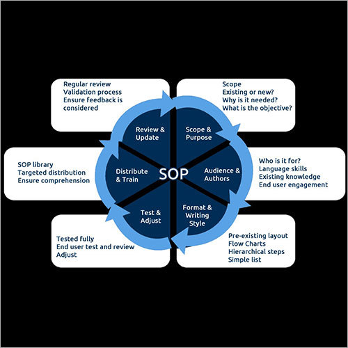 SOP Development Consultants Services