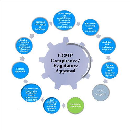 GMP Compliance Services