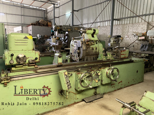 TOS 2000 mm Cylindrical Grinder