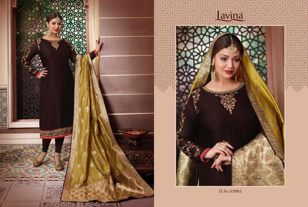 Traditional Satin Silk Suits