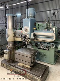 EMA 48 mm Radial Drilling Machine