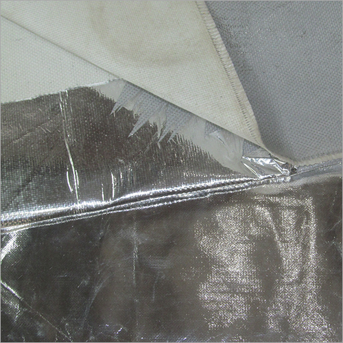 Aluminised Fiberglass Sheet