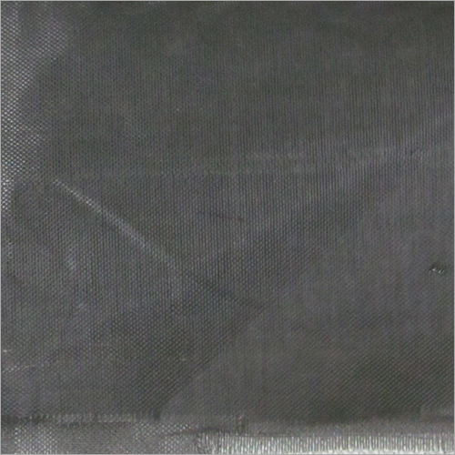 Black Graphite Coated Fiberglass Cloth