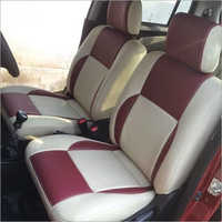 Pu Leather Designer Car Seat Cover