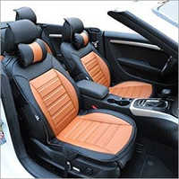 Synthetic Leather Car Seat Cover