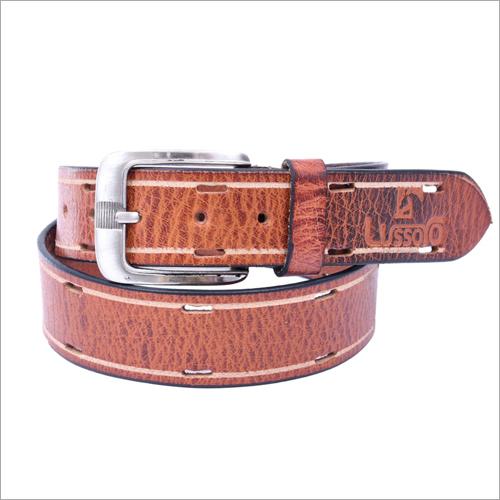 Mens PU Leather Belt
