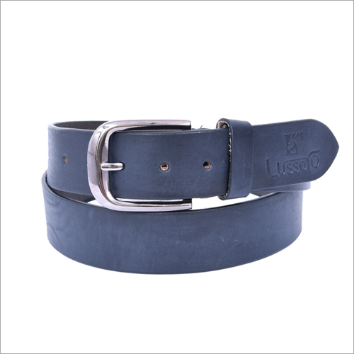 Mens Trendy Leather Belt