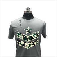 Mens Designer Print T Shirt