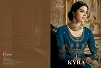 NEW  HEAVY WORK ANRAKALI SALWAR SUITS