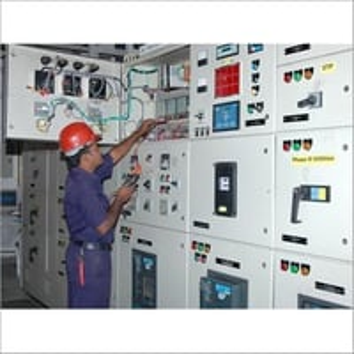 Electrical Panel Maintenance Service