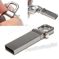 Metal hook USB