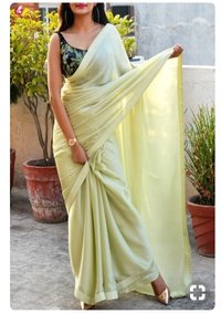 JAPAN CRAPE SAREE