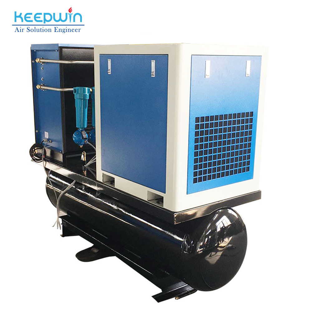 Belt Driven Screw Air Compressors