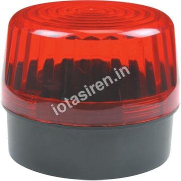 Red Siren Light