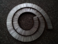 Belt  nylon brush
