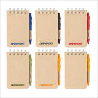 Promotional Pocket Paper Notepad