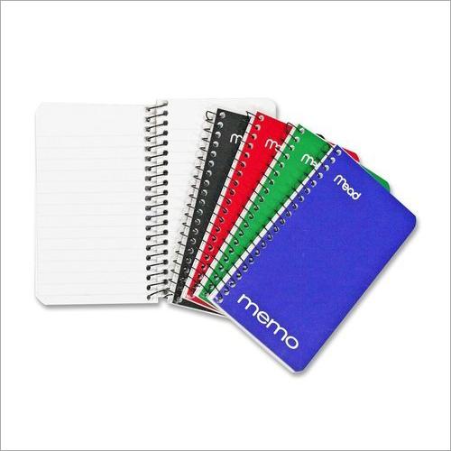 Memo Paper Diary