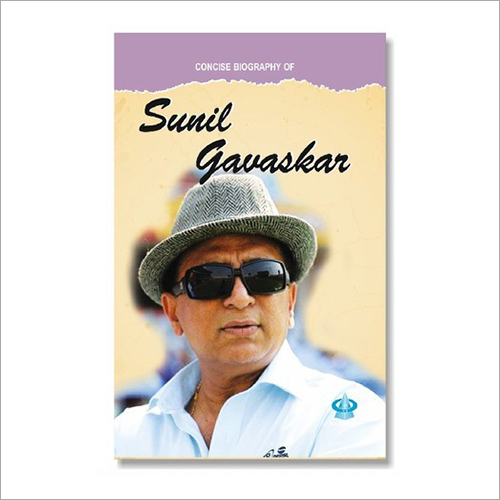Concise Biography Of Sunil Gawaskar
