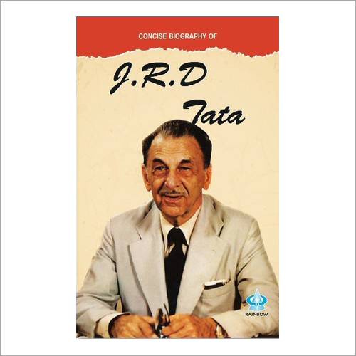 Concise Biography Of J.R D .Tata