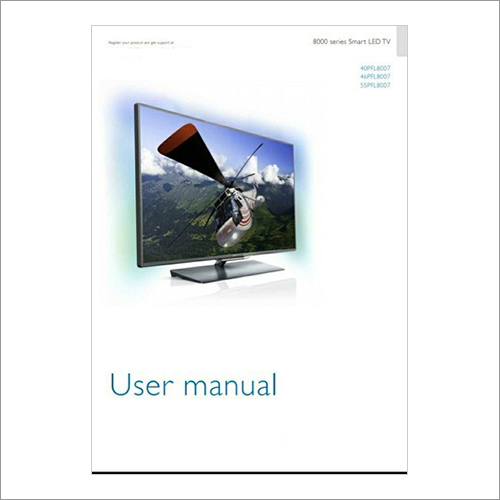 User Manual Printing Services