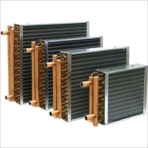 Stainless Steel Cooling Coils