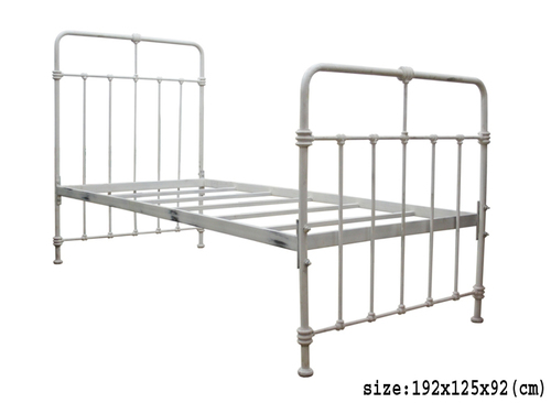Iron Designer Single Bed