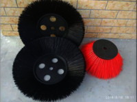 Circular Road cleaning nylon brush