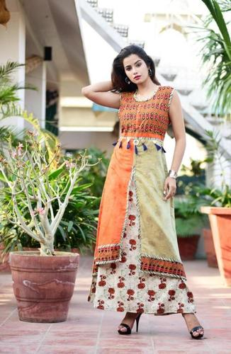 Fancy Cotton Kurti for Summer