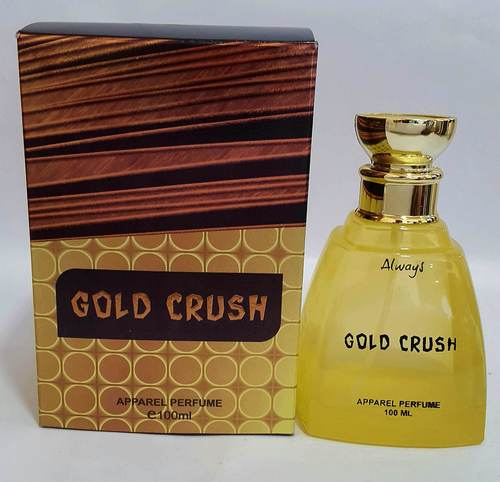 Always Gold Crush Perfume