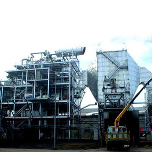 Boiler Erection and Fabrication Service