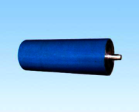 Lamination machine and packing machine rubber roller