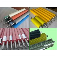 Silicone Rubber Roller