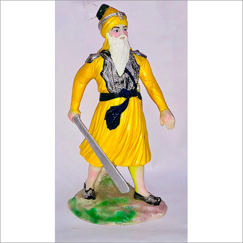 Baba Deep Singh Standing Statue