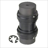 Jaw type spacer coupling