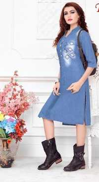 Ladies Tunic Dress