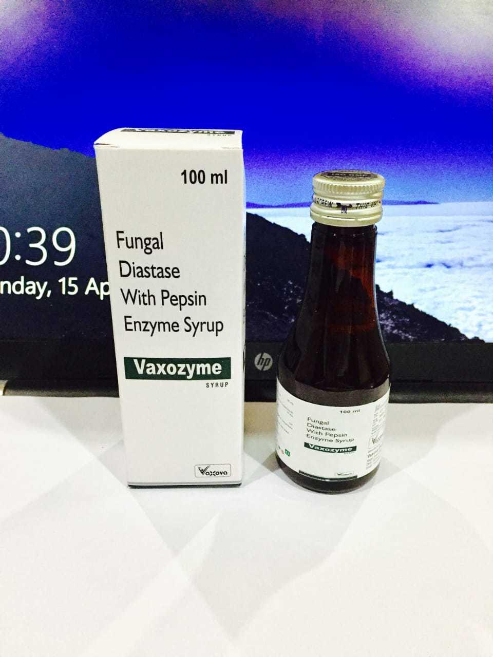 Pepsin, Fungal Diastase
