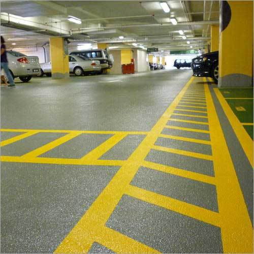 Parking Road Marking Services