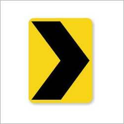 Directional Chevron Sign Boards