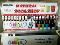 20 Flavour Soda Machine